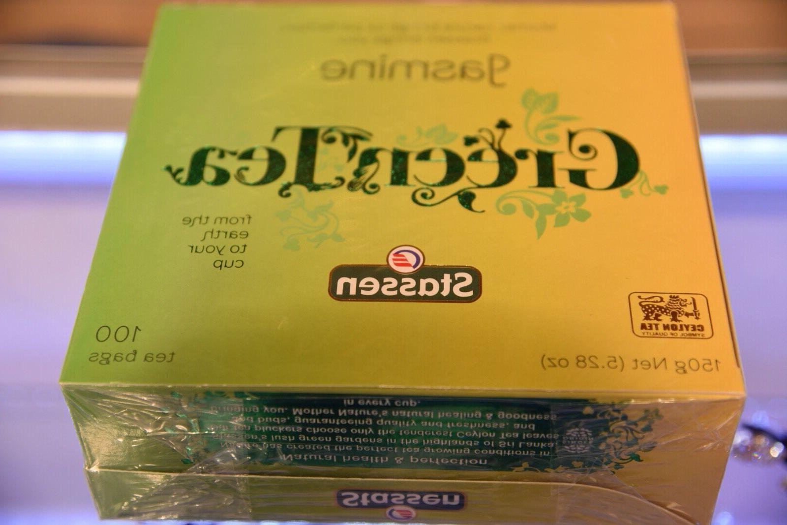 Stassen Pure Jasmine Tea Quality #1 - US SELLER