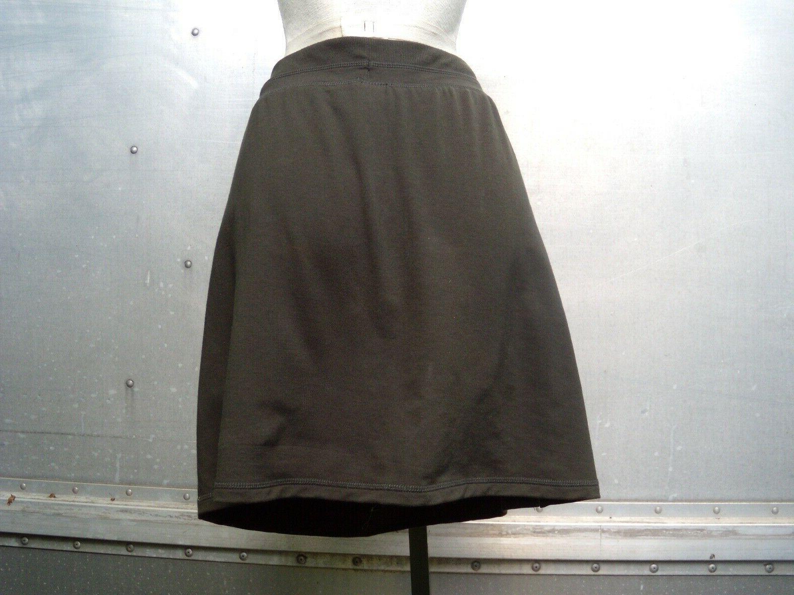 Green Jersey Skort - Wm's XXL blend, Pockets