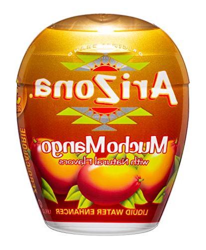 LWE Mix Arnold Palmer, Mucho Mango, w Pomegranate, Lemon Iced Tea