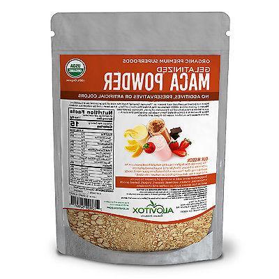 Maca Powder Energy Organic Free oz