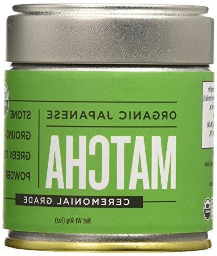 Matcha Organic Grade - Antioxidants, Energy Boost - Brand