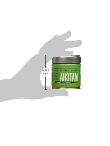 Matcha Green Tea Organic Grade - Antioxidants, Boost - Jade Brand