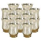 Mercury Glass Votive Tealight Candle Holders for Weddings Ho