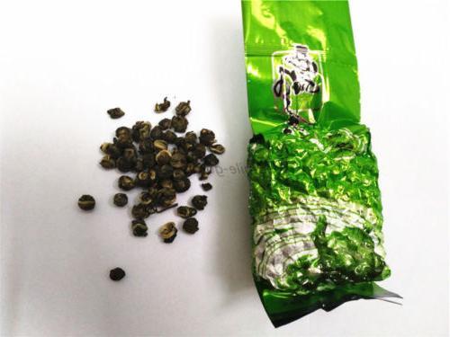 100% Organic Premium King Dragon Pearl Chinese Hand Roll