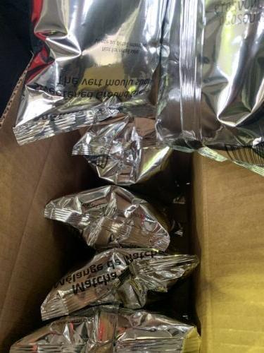 new matcha green tea powder box of