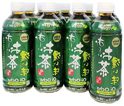 Tea's Oi Dark Green 16.9 oz