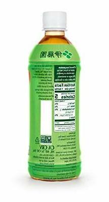 Ito En Oi Ocha Green Tea Fluid Ounce Pack of 12