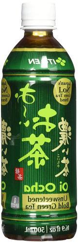 Ito En Oi Ocha Green Tea, Unsweetened, 16.9 Fluid Ounce ,, Z