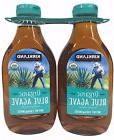 Kirkland Signature Organic Blue Agave All Purpose Sweetener