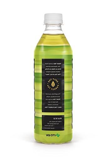 Teas' Organic Brew Unsweetened Green Tea Sugars No Antioxidant Vitamin C