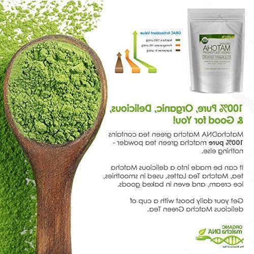 MatchaDNA Green oz