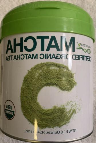 organic culinary matcha green tea