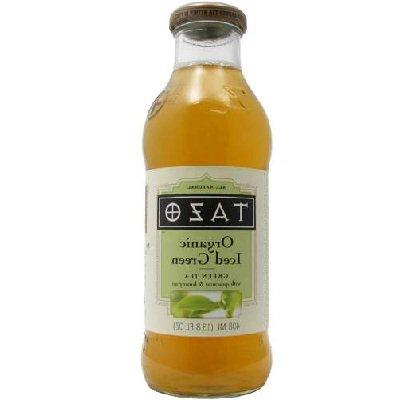 Tazo Organic Green Tea - 13 fl oz