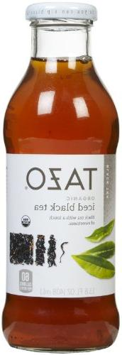 Tazo Organic Iced Tea - 13.8 oz - 12 ct