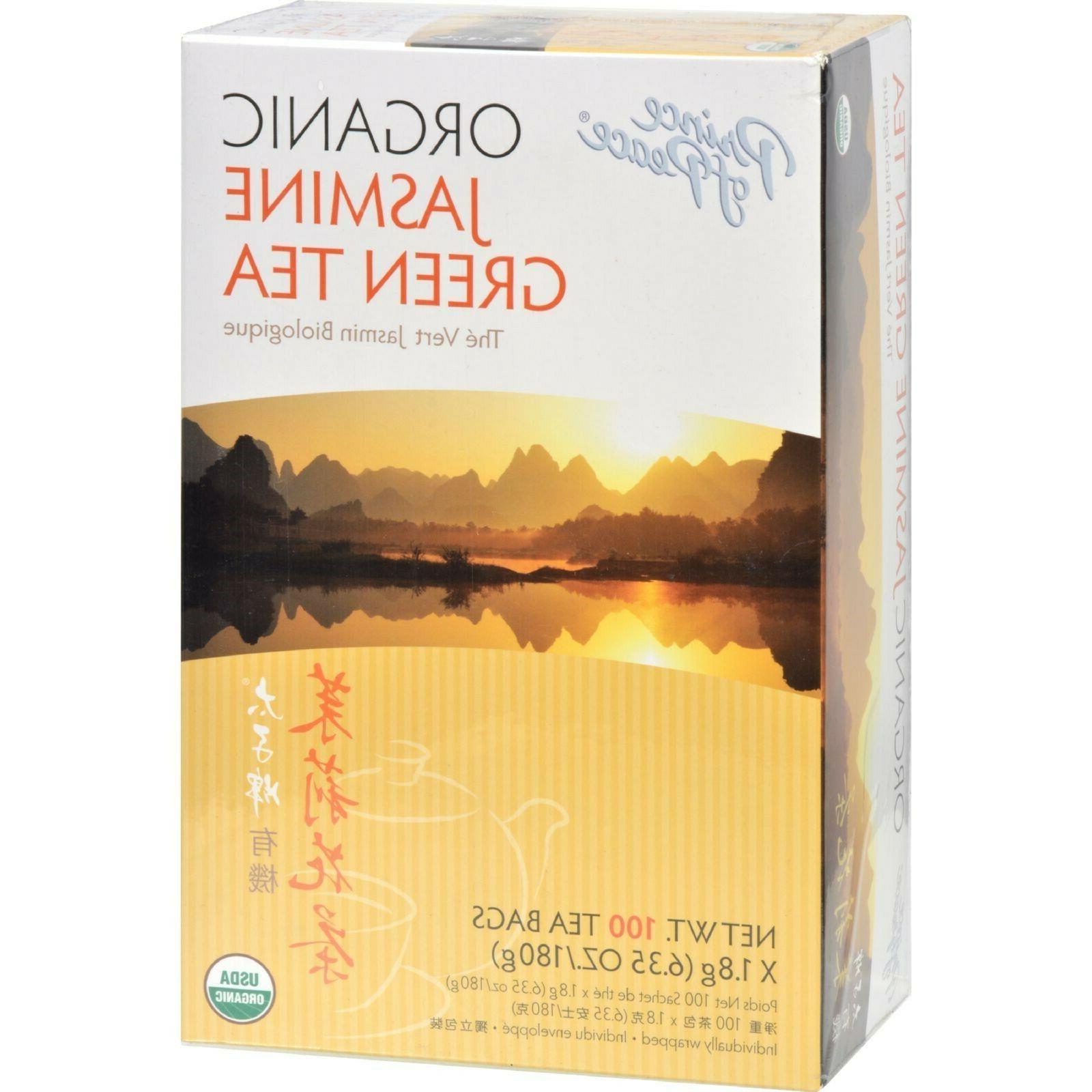 Prince of Peace Organic Jasmine Green Tea Bag