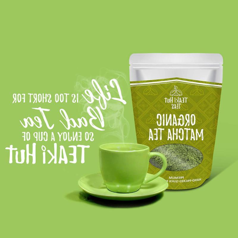 TEAki Green oz , Culinary Ex
