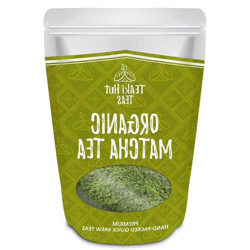 organic matcha green tea powder 2 oz
