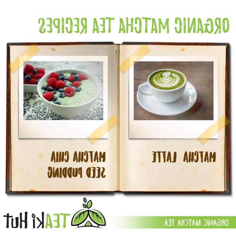 TEAki Hut Green 2 oz , Culinary Ex