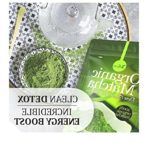 Organic Powder USDA 100% Pure Smoothies
