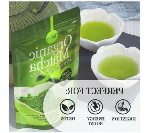 Organic Powder Certified - Smoothies