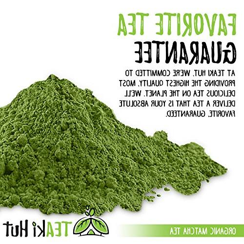 Powder oz Excellent Loss Antioxidants than Bags- making Matcha Tea, smoothies Lattes