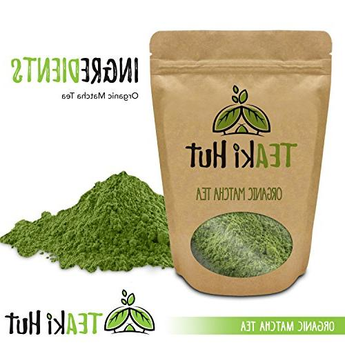 Organic Powder Culinary oz Excellent Loss - More Antioxidants Bags- Great for making Matcha Tea, smoothies Lattes
