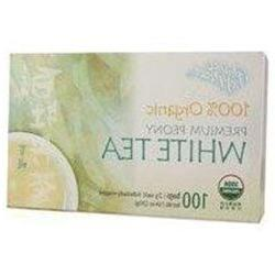 Organic White Tea 20 BAG