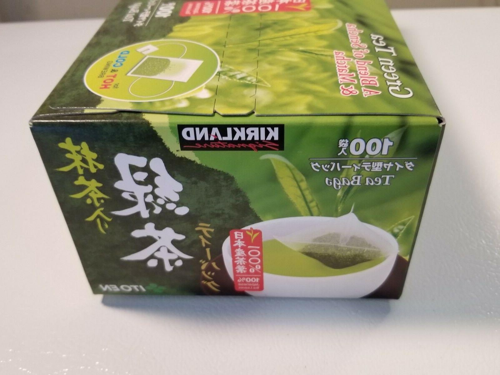Tea Leaves 100 Tea Matcha