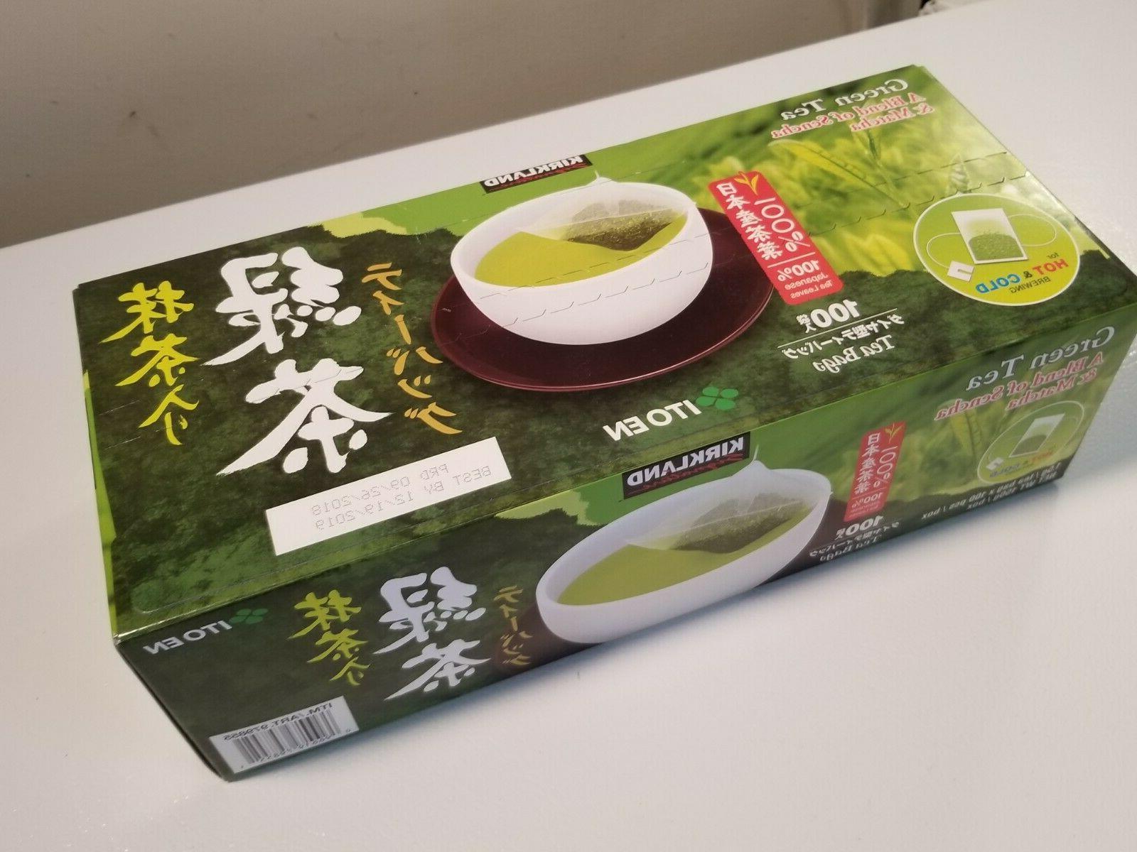 Kirkland Signature's Tea 100 Tea