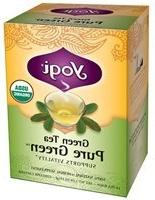 Simply Green Tea -16 Brand: Yogi Organic Teas