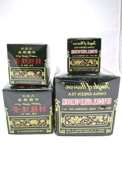 special gunpowder china green tea loose leaf