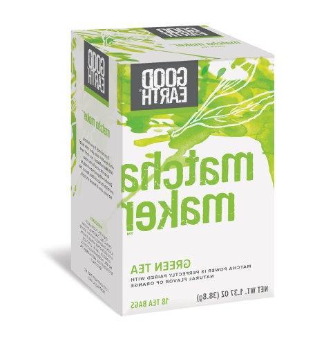 Good Earth Super Green Tea Bags, 18 ct, 1.4 oz