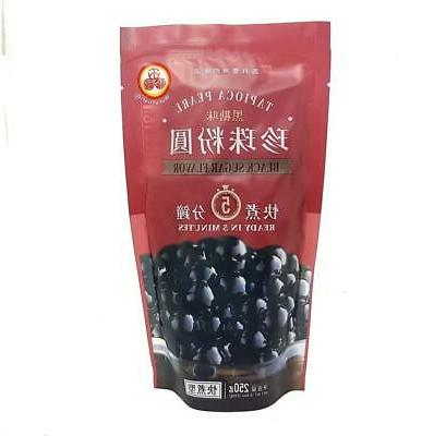 WuFuYuan Pearls Bubble Tea 6 Variety Flavors 8.8 Choice