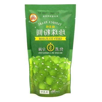 WuFuYuan Boba Bubble Tea Flavors 8.8 Oz. Choice