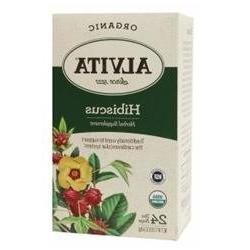 Alvita Tea Bag - Organic Hibiscus 24 Ea