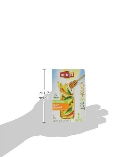 Lipton Tea & Honey To-Go Mango Iced pk, 1