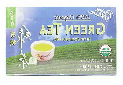 tea og1 green 100 bag