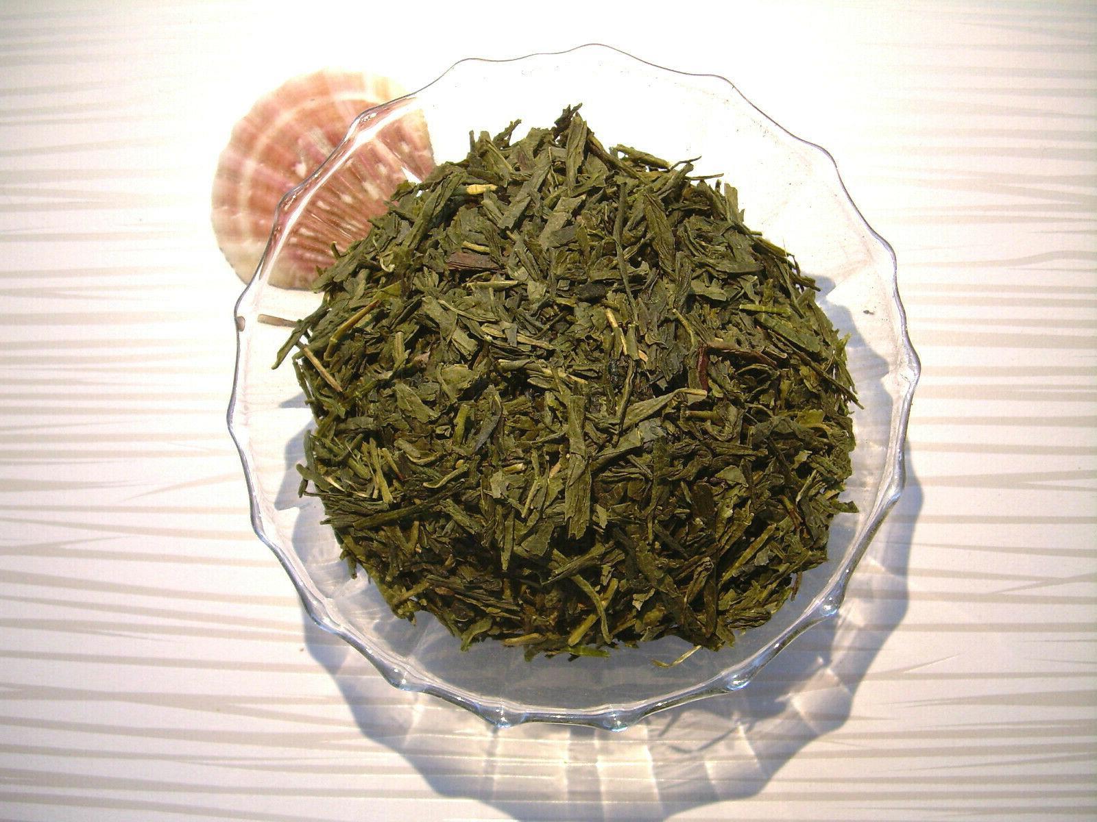tea ultra premium organic green sencha loose