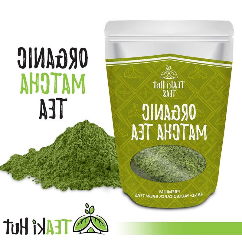 Green Tea Powder oz , Ex