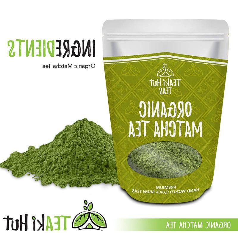 TEAki Green Powder 2 oz , Culinary Ex
