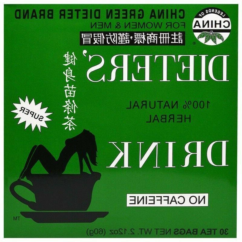 uncle lee s china green dieters tea