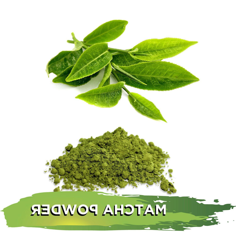 USDA Green Tea Powder Grade, oz Bag