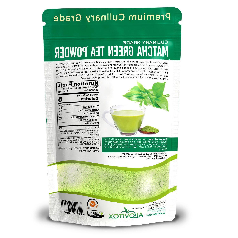USDA Organic Matcha Green Grade, 16