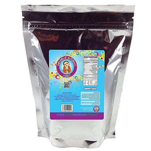 Vanilla Tea Boba/Bubble Tea Powder Buddha Ounces