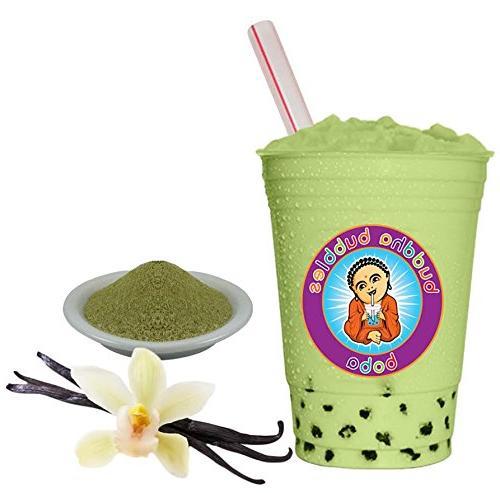 Vanilla Boba/Bubble Tea Buddha Bubbles 10 Ounces