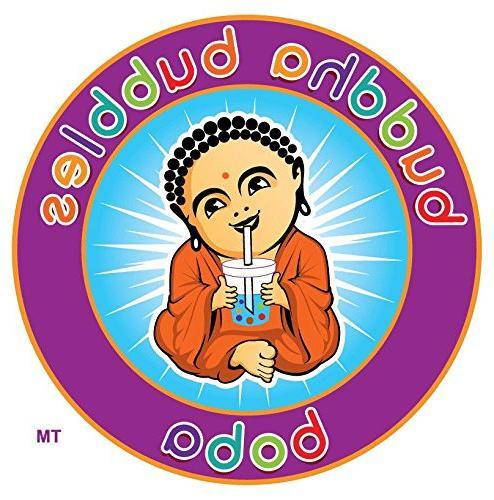 Vanilla Green Boba/Bubble Tea By Buddha Ounces