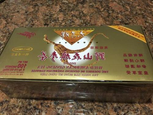 Prince of Peace® Wild American Ginseng Instant Tea