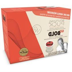 Wolfgang Puck Go Bold Coffee Single Serve Cups For Keurig K