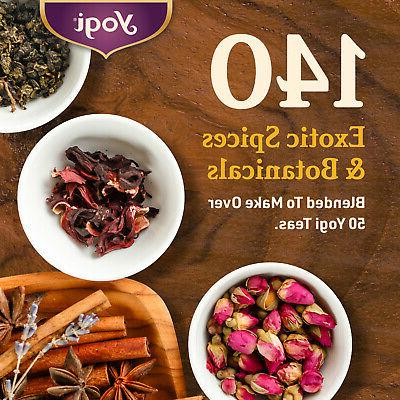 Yogi Tea - Green Tea Supplies Antioxidants - 96 Tea