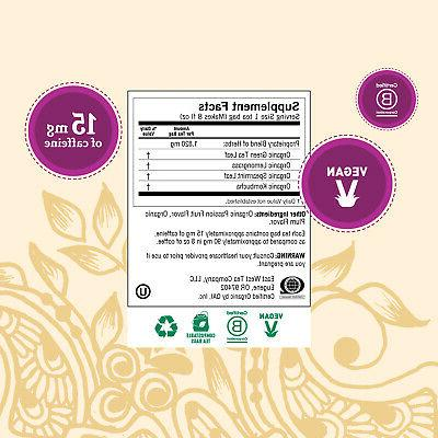 Yogi Green Tea - Supplies Antioxidants 96